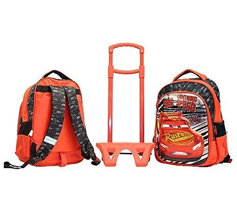 4b1a96544b9f0 Hkn95390 Rusteze Cars 2 Tekerlekli Çocuk Valiz, Bavul, Sırt Çantası:  Amazon.com.tr: Panel kırtasiye