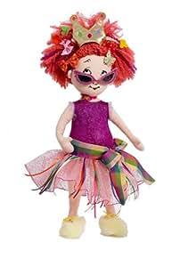 "Fancy Nancy Cloth Doll, 18"""