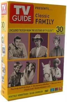 Tvg Classics   5 Pack Classic Family  Dvd Movie