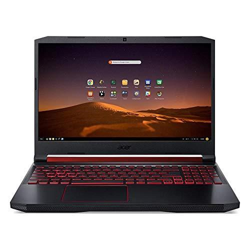 Notebook Gamer Acer Nitro 5 AN515-54-58CL Intel i5 1TB+128SSD Endless OS placa GTX1650 4GB