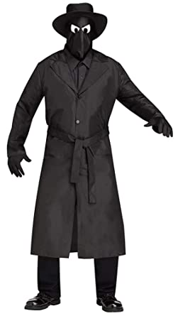 92eb50e8d4 Amazon.com  Fun World Men s Spy Guy Costume