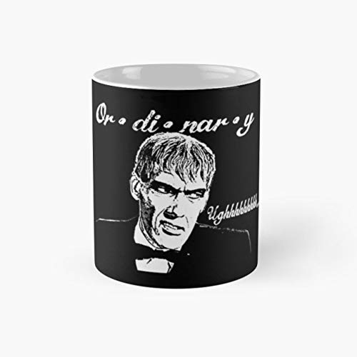 Lurch: Ordinary. Ughhhhhhhh. Mug, the addams family Funny Mugs, 11 Ounce Ceramic Mug, Perfect Novelty Gift Mug, Tea Cups, Funny Coffee Mug 11oz, Tea Mugs