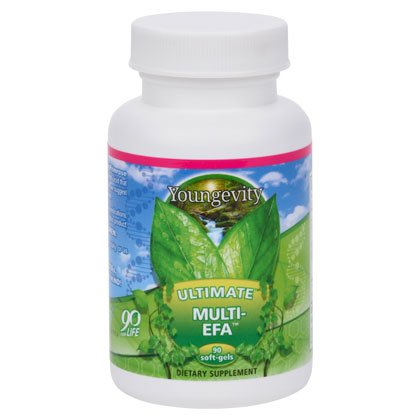 MULTI Essential Fatty Acids EFA - 90 Caps - 3 Pack by Youngevity