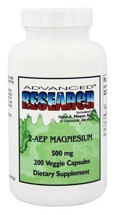 (2-AEP Magnesium 500 mg 200 Vcaps)