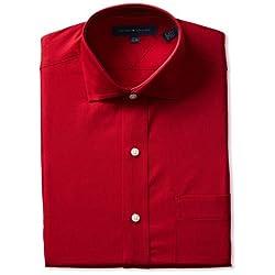 Tommy Hilfiger Men's Slim Fit Poplin Shirt