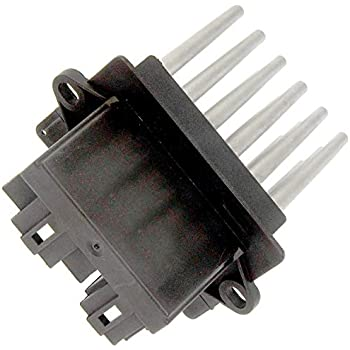 APDTY 084138 Blower Motor Fan Speed Control Resistor Fits Select Chrysler  Dodge Jeep Models With ATC Automatic Temperature Control (Replaces