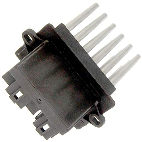 APDTY 084138 Blower Motor Fan Speed Control Resistor Fits Select Chrysler Dodge Jeep Models With ATC Automatic Temperature Control (Replaces 5179985AA, -