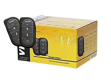 Amazon.com: Viper 350Plus de 1Vía Alarma ...