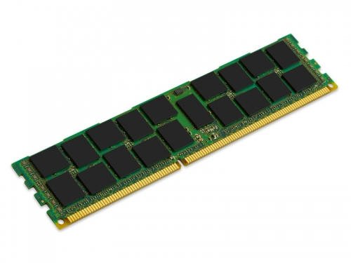 Kingston KVR16R11S4/8KF Arbeitsspeicher 8GB (DDR3 ECC Reg CL11 DIMM Server, 240-pin)