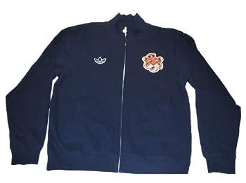 Auburn Baumwollmischgewebe Adidas Schwere Tigers Herren nwPym80OvN