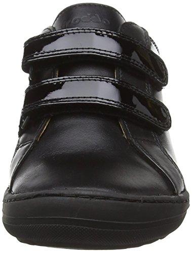 Froddo Mädchen Girls School Shoe Black G3130090 Sneakers, Schwarz (Schwarz), 32 EU Kinder