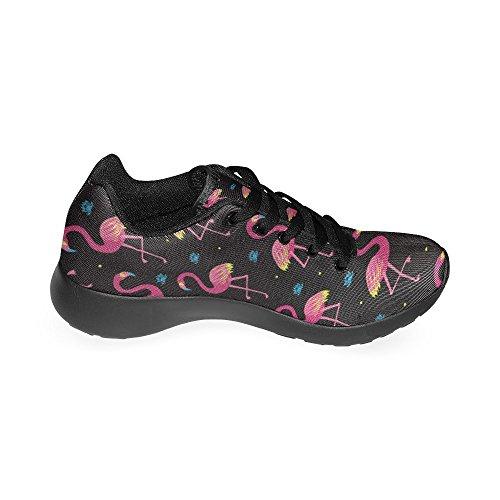 Scarpe Da Jogging Da Corsa Per Uomo Jogging Da Corsa Leggere Easy Go Walking Comfort Sportivo Scarpe Da Ginnastica Fenicotteri Rosa
