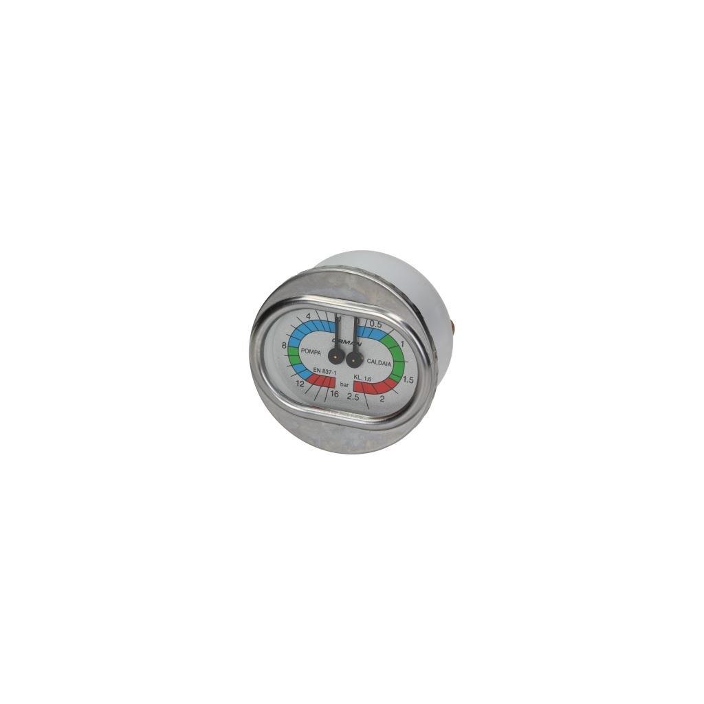 Futurmat-ariete/Gaggia/Pavoni/Saeco - Medidor de presión para ...
