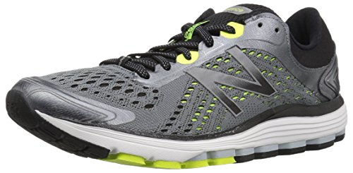 New Balance Men's 1260v7 Running Shoe, Grey, 13 D US