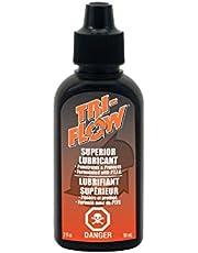 Tri-Flow CTF21010 Superior Lubricant, Drip Bottle, 2 ounces, 1 (Non-Carb Compliant)