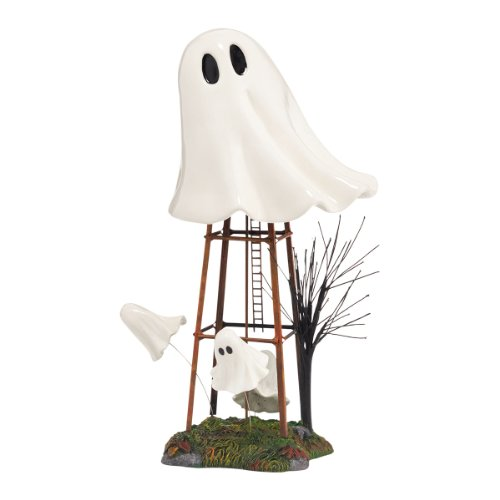 Department 56 Accessories for Villages Haunted Water Tower Figurine Accessory, 10.83 - Stores Watertower