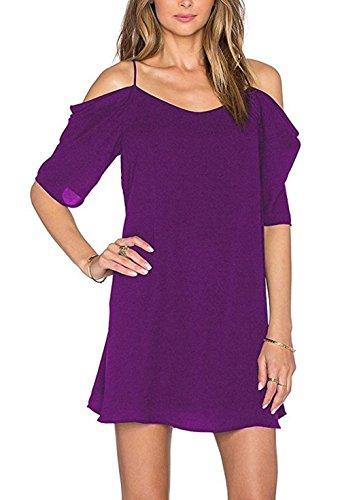 buy purple dress - 2