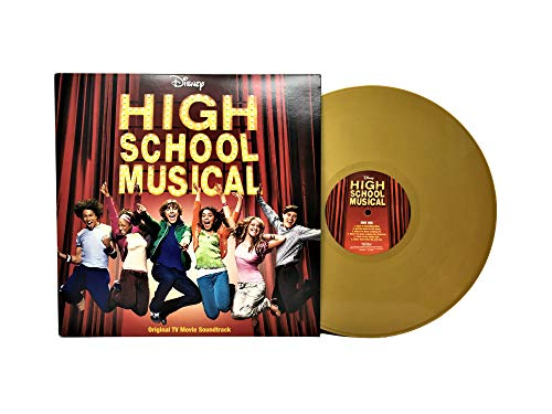Vinyl Musical (High School Musical (Limited Edition Gold Colored Vinyl))
