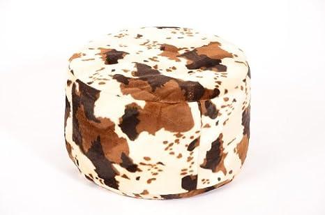 Gk cuscino seduta cubo pouf sgabello cuscino da pavimento animal