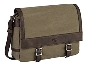 camel active Messenger Seoul, Khaki Briefcase, 42 Cm, Green