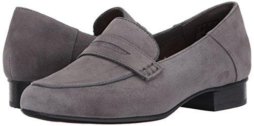 Donna Sneaker Grey Clarks Clarks Donna Sneaker Suede Suede Grey URf4qYUx