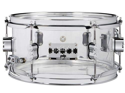 Drum Smith Chad - Pacific Snare Drum PDSN0612SSCS