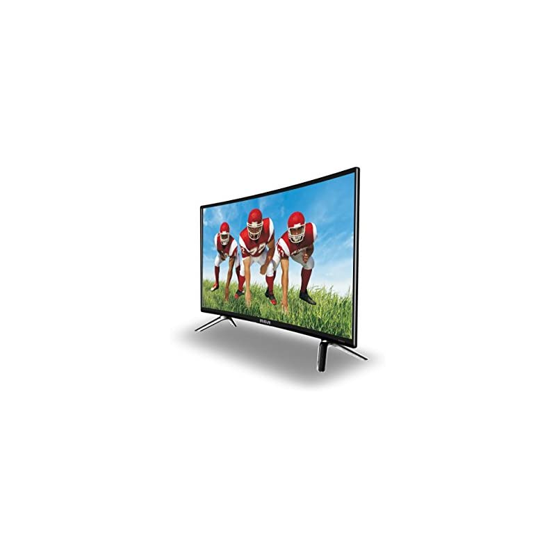 RCA RTC3280 32-Inch Curved LED HDTV, 720