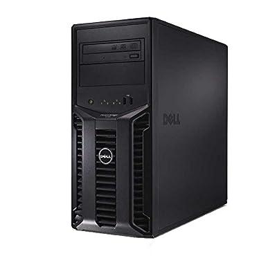 Dell PowerEdge T110 II Tower Server - 1 x Intel Xeon E3-1230 v2 Quad-core (4 Core) 3.10 GHz 463-7045