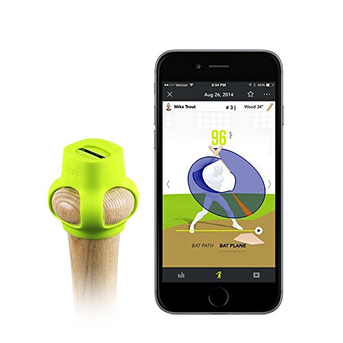 Zepp Baseball-Softball 2 3D Swing Analyzer by Zepp
