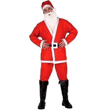 Atosa-69214 Disfraz Papá Noel Hombre Adulto, Color Rojo, M-L ...