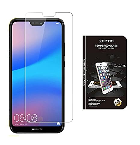 Huawei P20 LITE - Protection d écran en verre trempé - Tempered glass  Screen protector 47bfd69944d1
