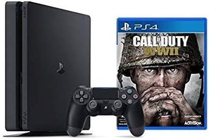 Amazon.com: Consola Playstation 4 Slim 1 TB + Call Of Duty ...