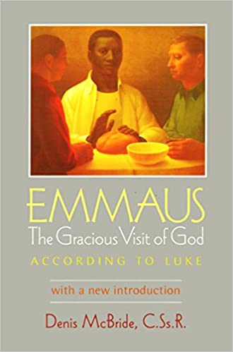 Book Emmaus: The Gracious Visit of God: The Saving Visit of God According to Luke