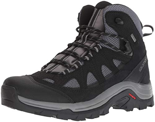 6c9939b18dcd Salomon Men s Authentic LTR GTX Trail Running Shoe Magnet Black Quiet Shade  9.5 D