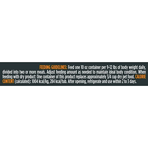 Image of Purina Pro Plan Savory Meals Braised Pork Entree With Real Carrots Adult Wet Dog Food - (8) 10 Oz. Tubs