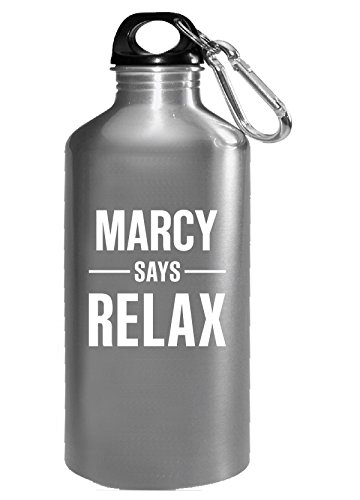 (Marcy Says Relax Personalised Gift For Name - Water)