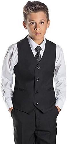 Paisley of London Boys Wedding Suits Boys Page boy Suits Boys Black Suit