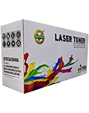 Black Toner 49A Q5949A Compatible with HP Laserjet 1320/3390 / 3392 / Canon LBP3300