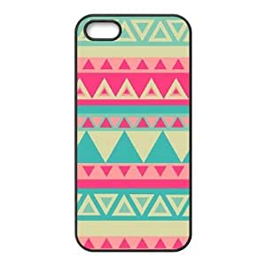 Aztec Tribal Pattern The Unique Printing Art Custom Phone Case for Iphone 5,5S,diy cover case ygtg537176