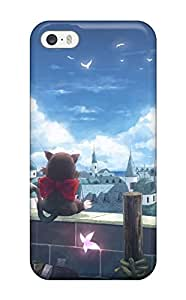 7039520K24860156 Top Quality Case For Sam Sung Galaxy S4 I9500 Cover Case With Nice Ragnarok Appearance