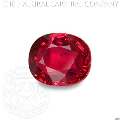 Vvs2 Ring (Natural Untreated Ruby, 2.02ct. (U3693))