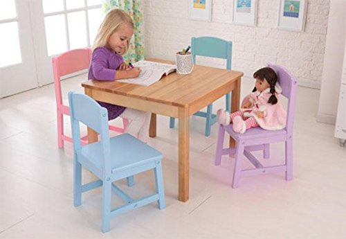 4 Chair Set Kidkraft Furniture - 6