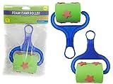 Roller Foam Stamp Size: 2.5'' Dia x 6.25'' L , Case of 144