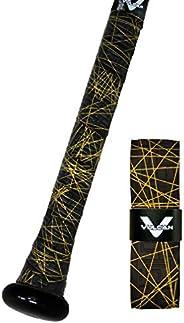 Vulcan 0.50mm Bat Grips/Gold Lazer