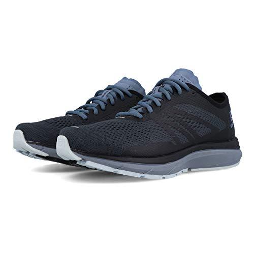 SALOMON Men's Sonic RA 2 Running Shoes India Ink/Flint Stone/Illusion Blue 9.5 (Best Running Shoes India)