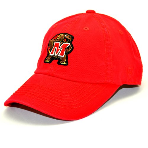 Maryland Terps Adult Adjustable Hat