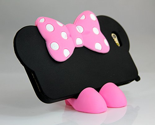 tishaa-iphone-6-47-iphone-6s-47-case-3d-minnie-mouse-cute-rubber-silicone-with-shoes-kickstand-cell-