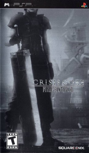 Crisis Core: Final Fantasy VII with Limited Edition Foil Metallic Cover