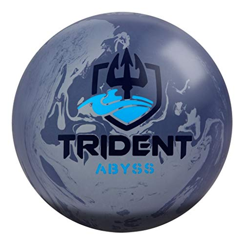 Motiv Trident Abyss Bowling Ball Gray, 14