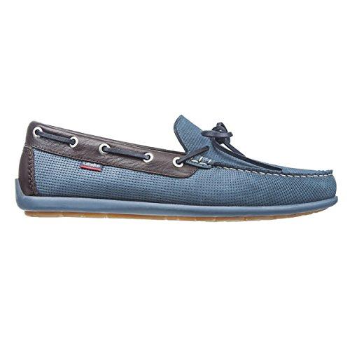 CallagHan 87902 Mocassino Uomo Jeans